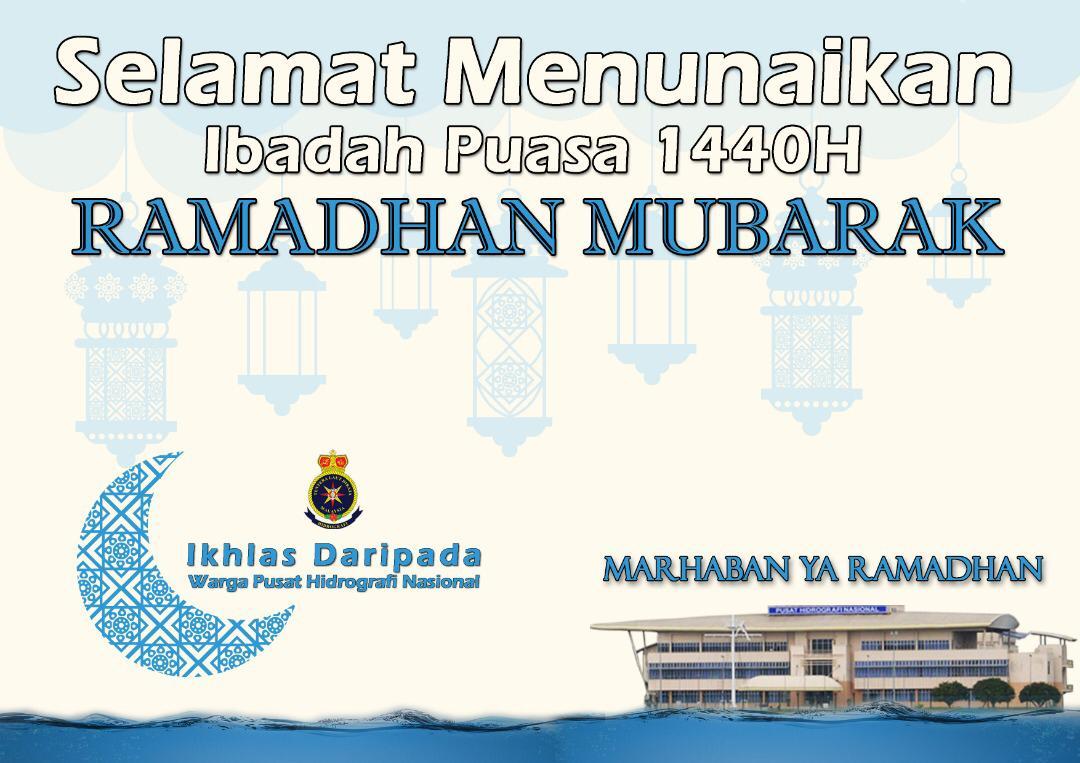 Marhaban Ya Ramadan 1440H