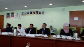MESYUARAT PERSEDIAAN MALAYSIA SINGAPORE JOINT COMMITTEE ON ENVIRONMENT